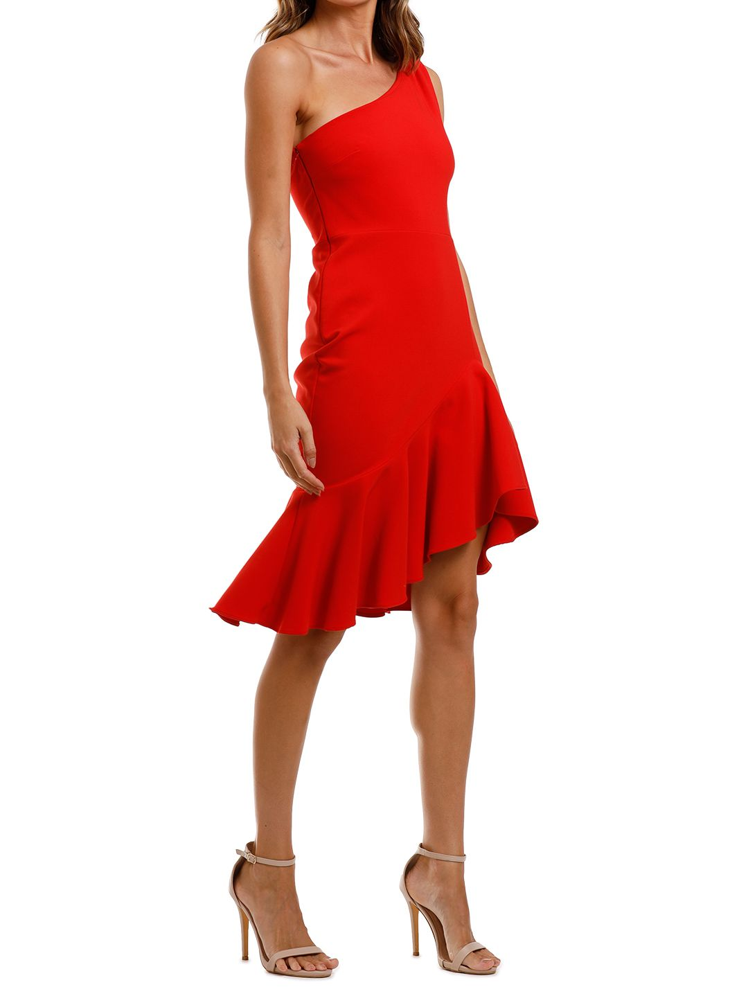 Likely NYC Rollins Dress Red Mini