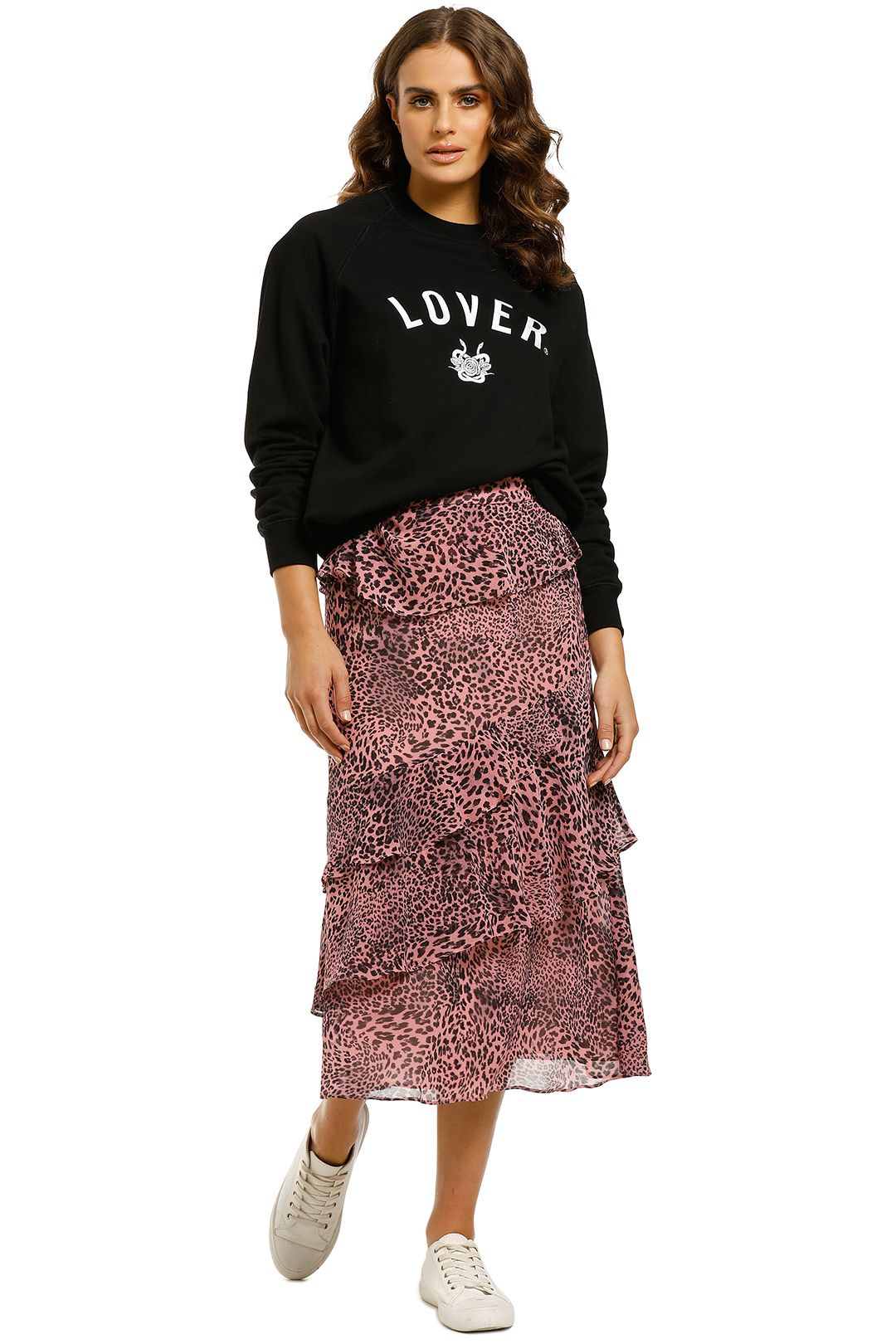Lover-Embroidered-Sweat-Black-Front