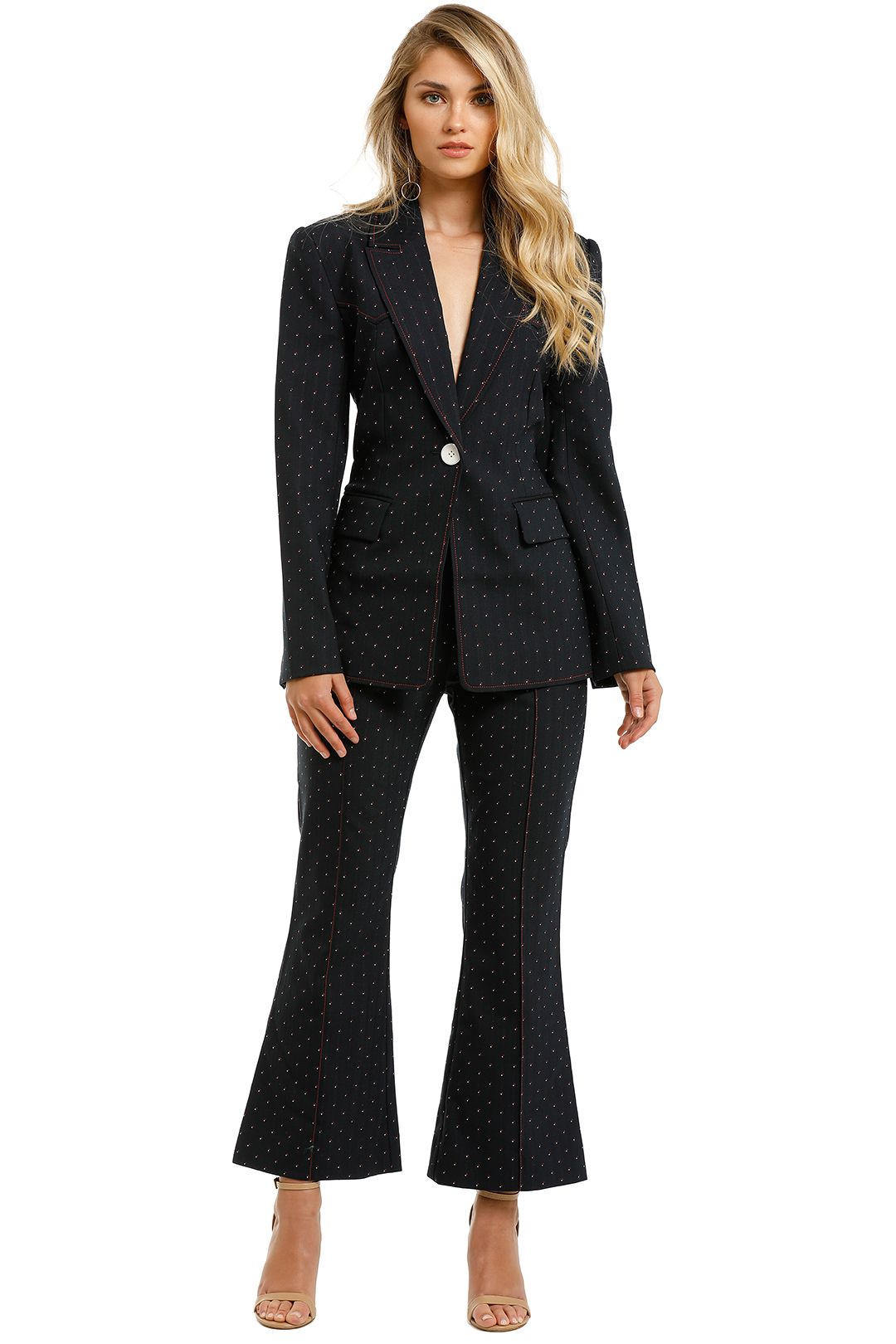 Lover-Jagger-Tailored-Jacket-and-Pant-Set-Navy-Front