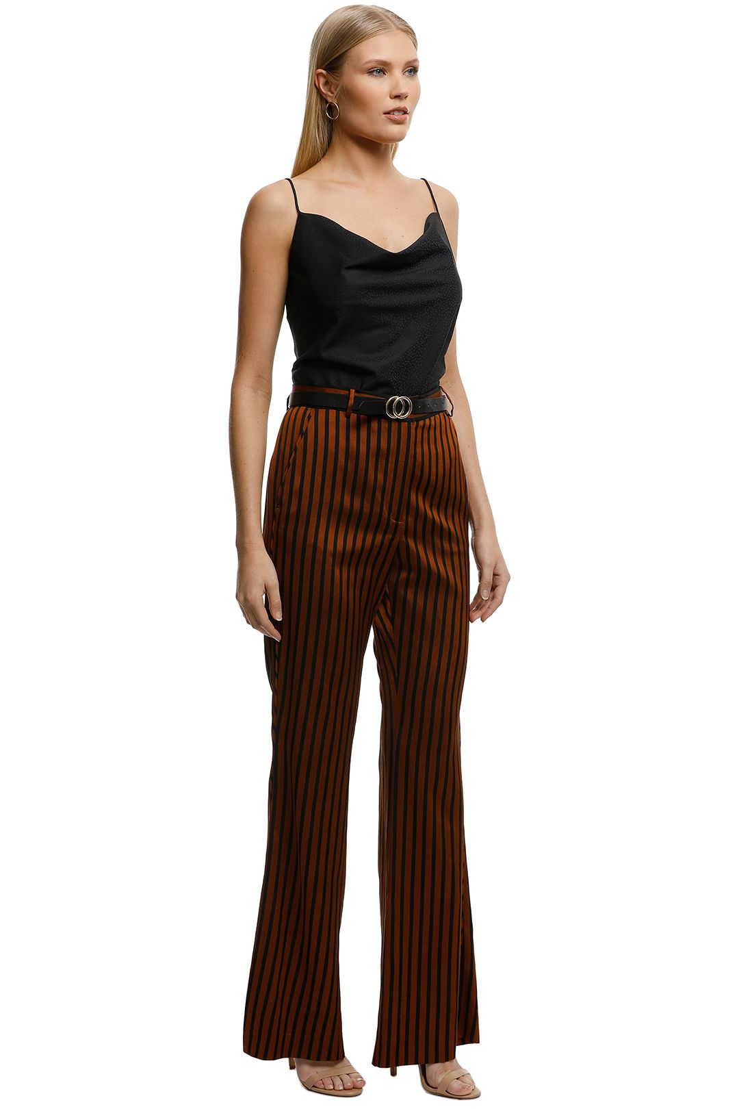 Lover-Liberation-Stripe-Pant-Chestnut-Stripe-Side