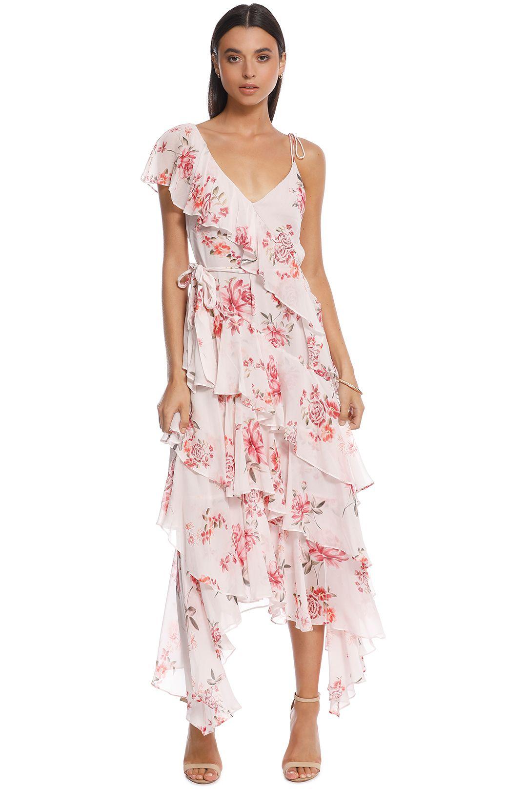 Lover - Blossom Midi Dress - Front