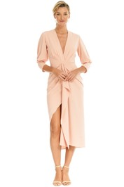 Manning Cartell - Free Fall Dress - Rosewater - Front
