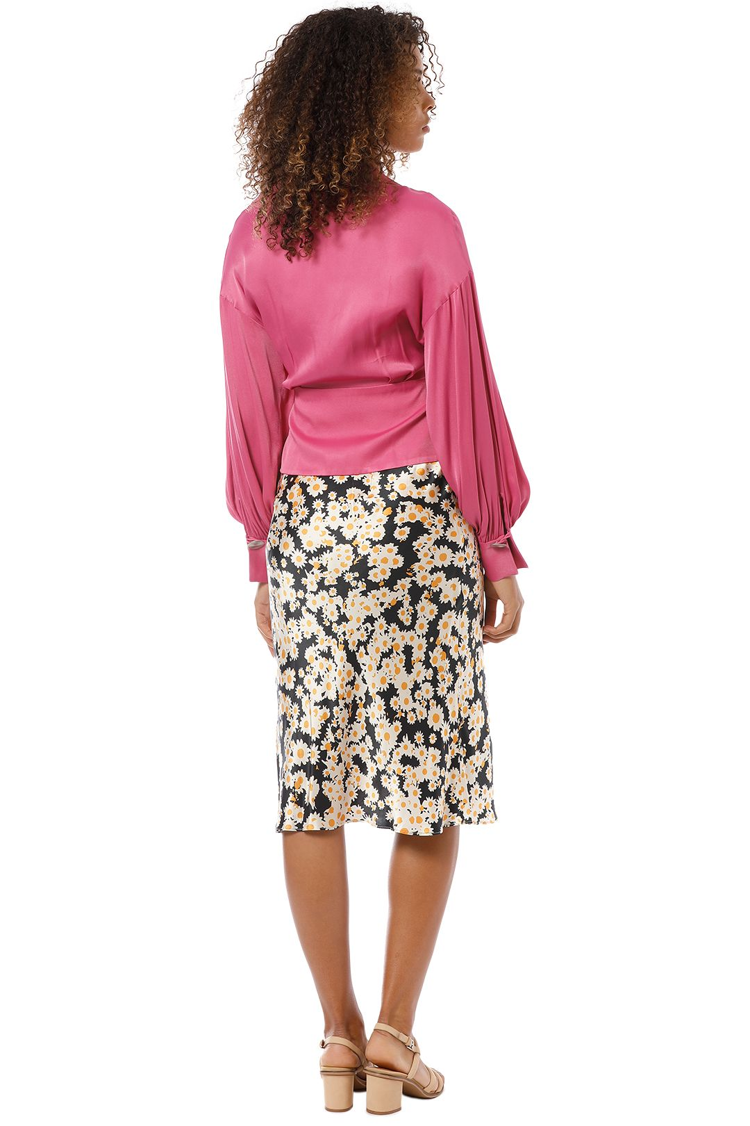 Manning Cartell - Status Update Blouse - Pink - back