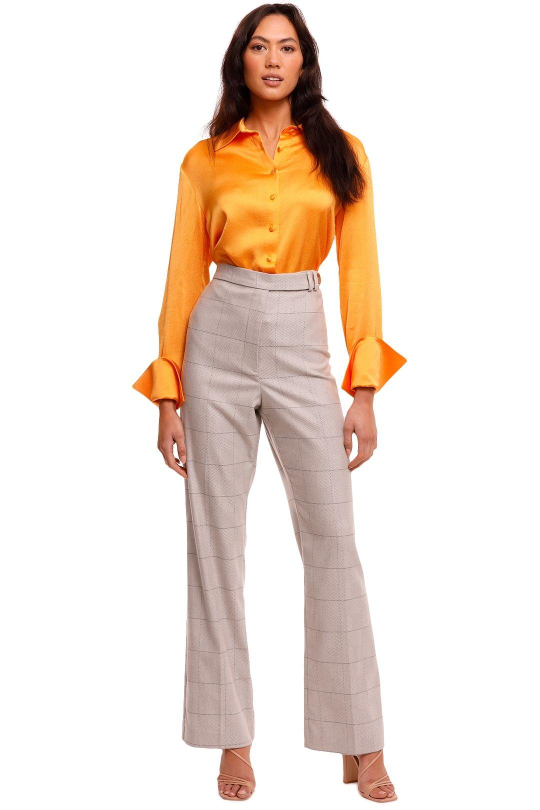Manning Cartell Diamond Suiting Pant Cream