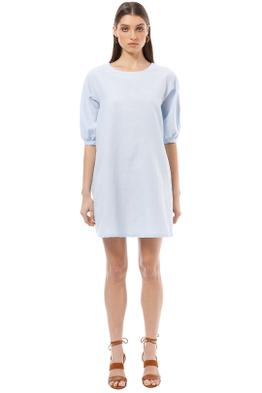 Max and Co - Delfi Dress - Blue - Front