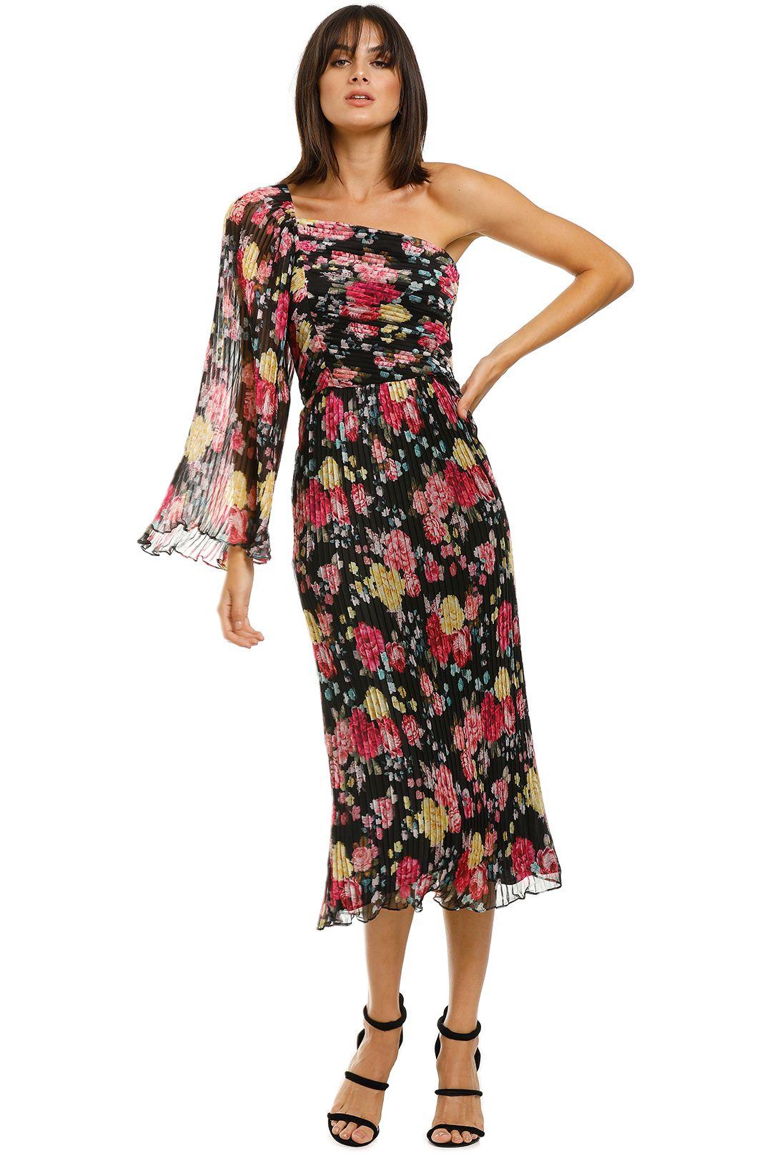 Midnight-Fiesta-Midi-Dress-Print-Front