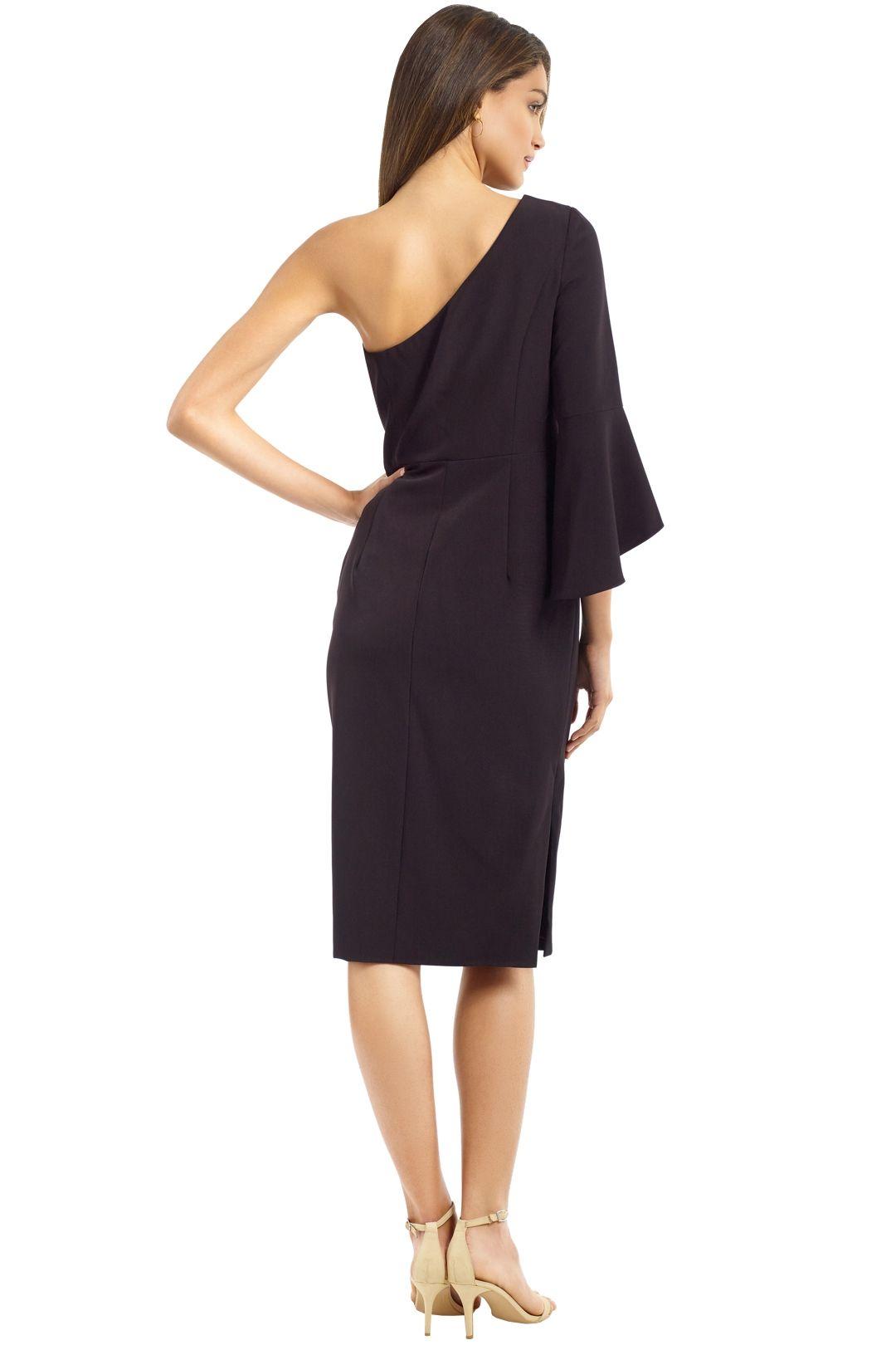 Milly - Sadrine Dress - Black - Back