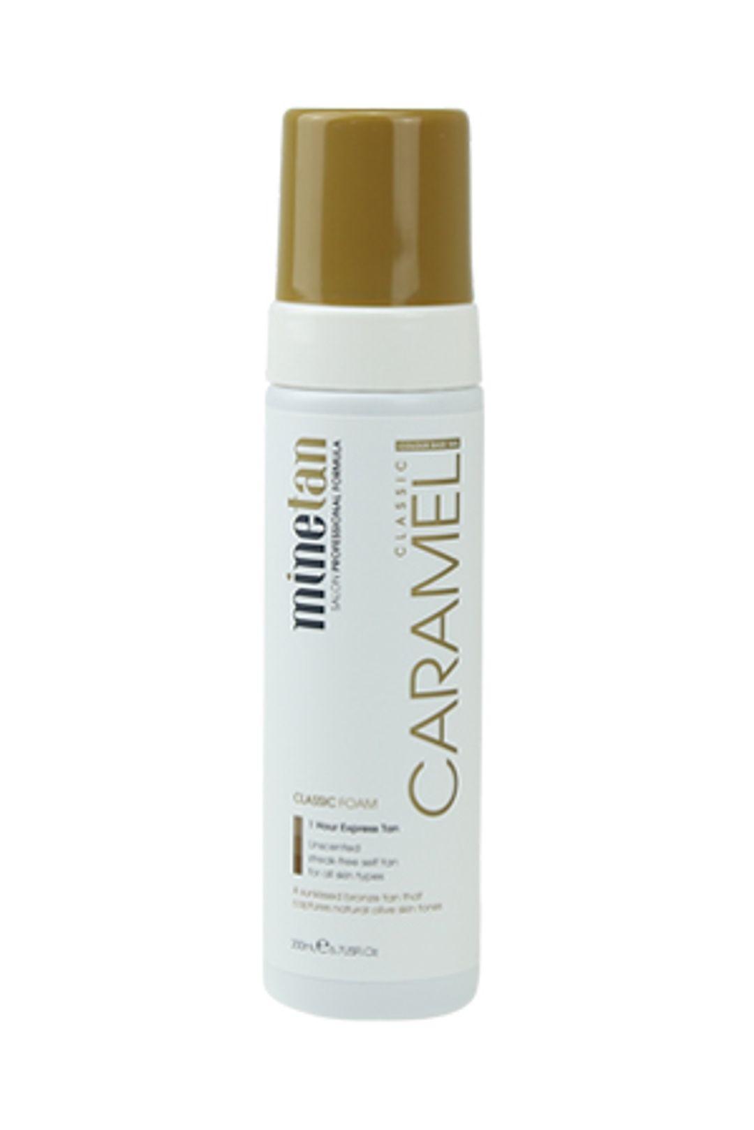 Minetan - Classic Caramel Foam