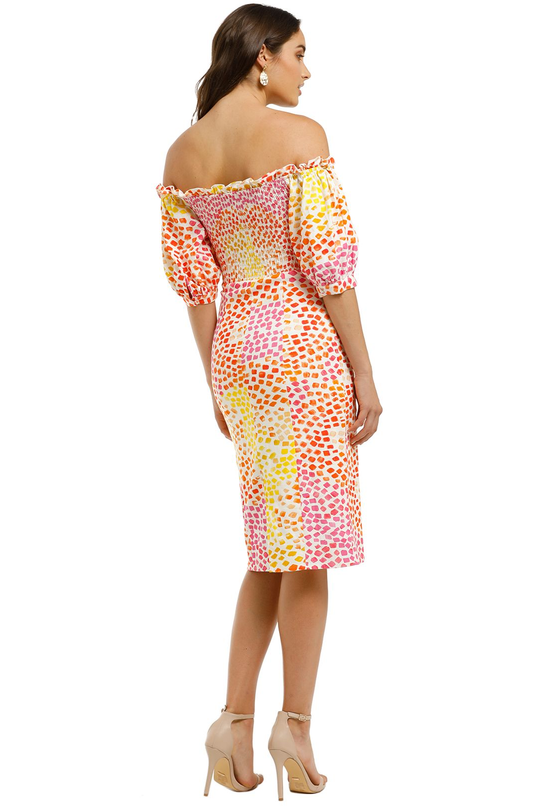 Ministry-of-Style-Gazania-Off-The-Shoulder-Dress-Back