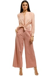 Ministry-Of-Style-Haven-Blouse-Pink-Front