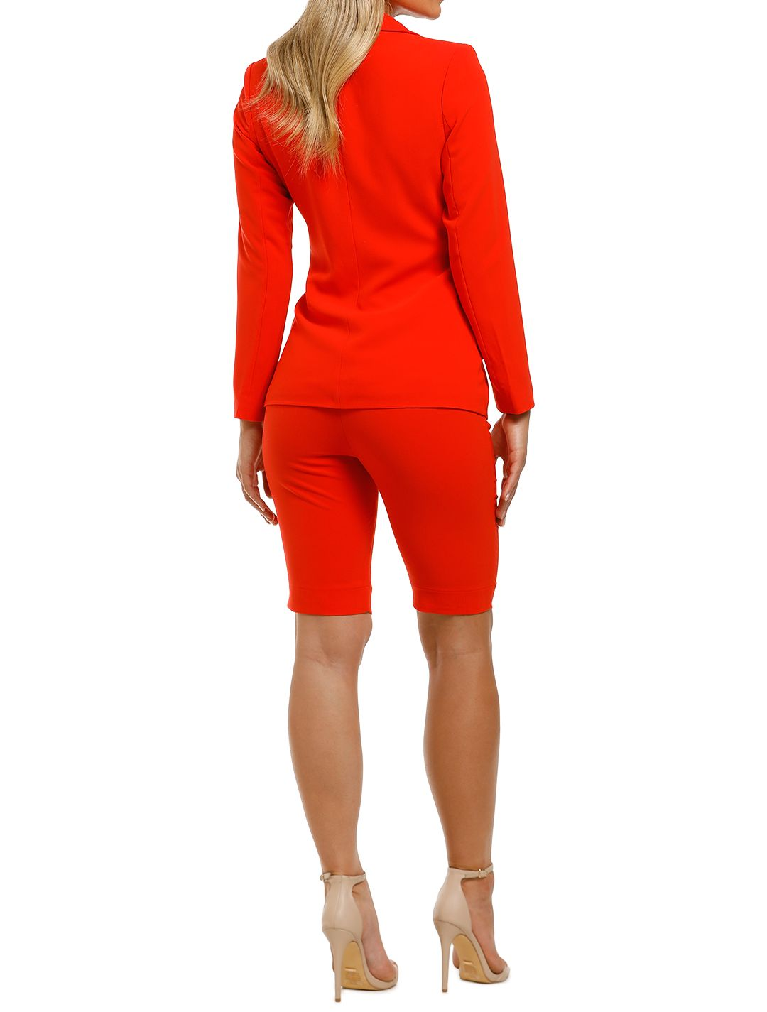 Ministry-of-Style-Magnolia-Blazer-and-Shorts-Set-Coral-Back