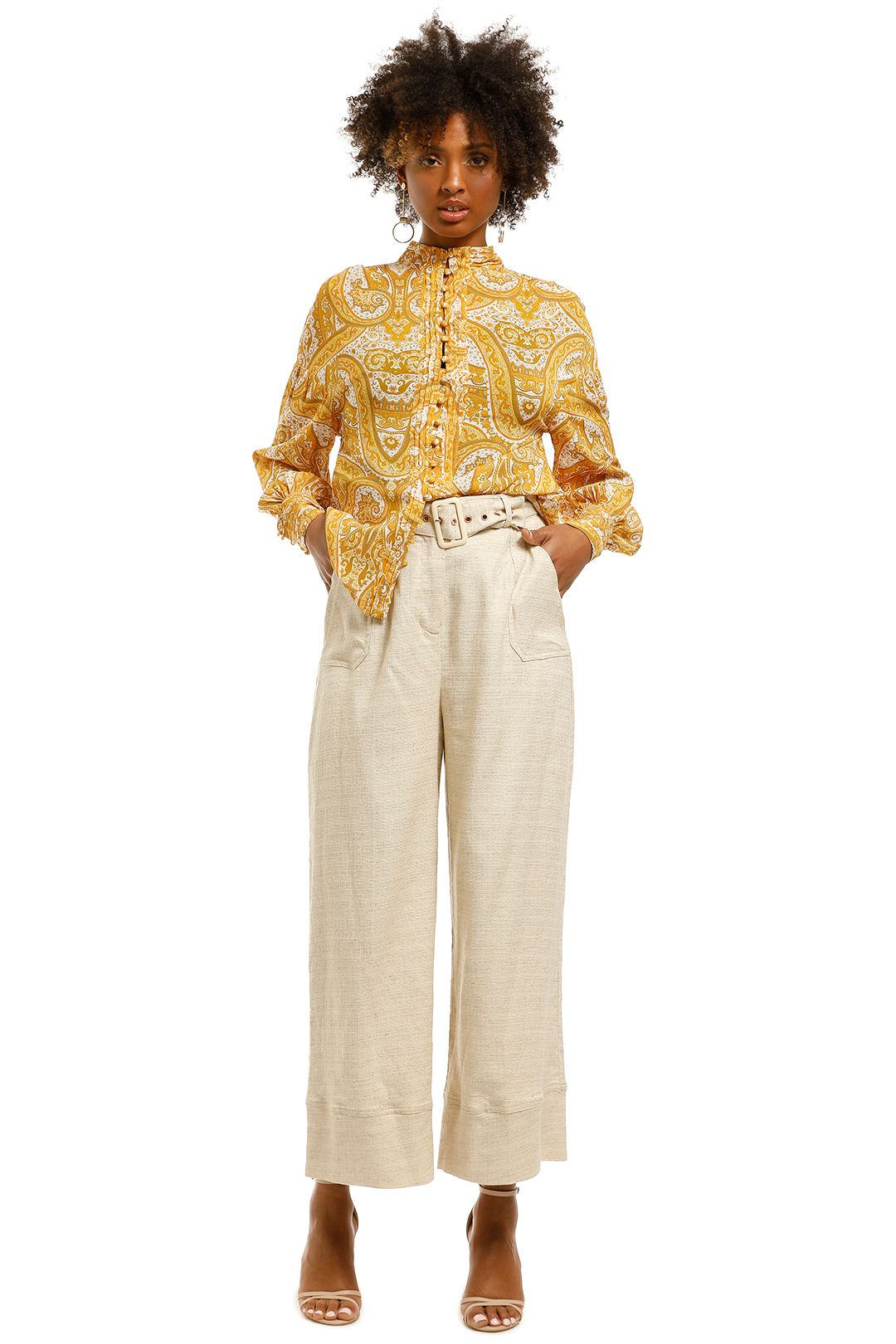 Ministry-of-Style-Marigold-Top-Print-Front