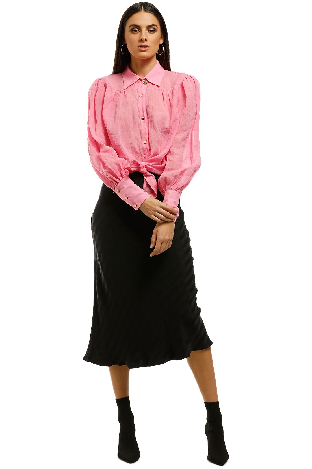 Ministry-of-Style-Symphony-Tailored-Shirt-Pink-Front