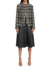 Ministry of Style - Joelle Raw Jacket - Front