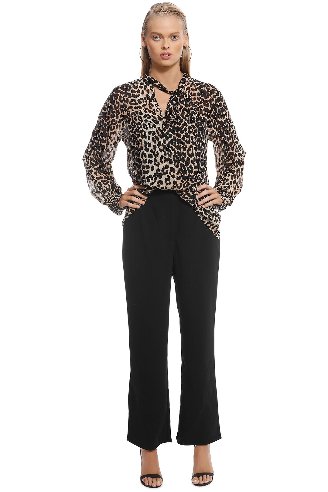 Ministry of Style - Nightfall Top - Front
