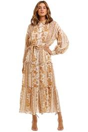 Ministry of Style Desert Daze Maxi Dress Floral