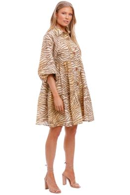 Ministry of Style Escapism Mini Dress Animal Print