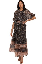Ministry Of Style Navajo Maxi Dress floral