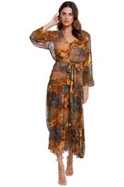Ministry of Style Nostalgic Affair Maxi Dress