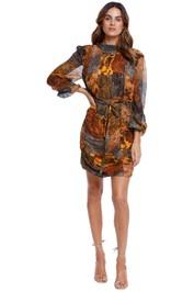 Ministry of Style Nostalgic Affair Mini Dress