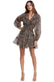 Ministry of Style Parisian Soul Mini Dress