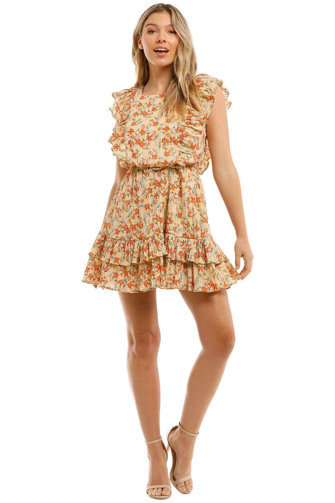 Mink Pink Barclay Mini Dress