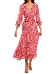 Misa LA Amelia Dress Maxi Length