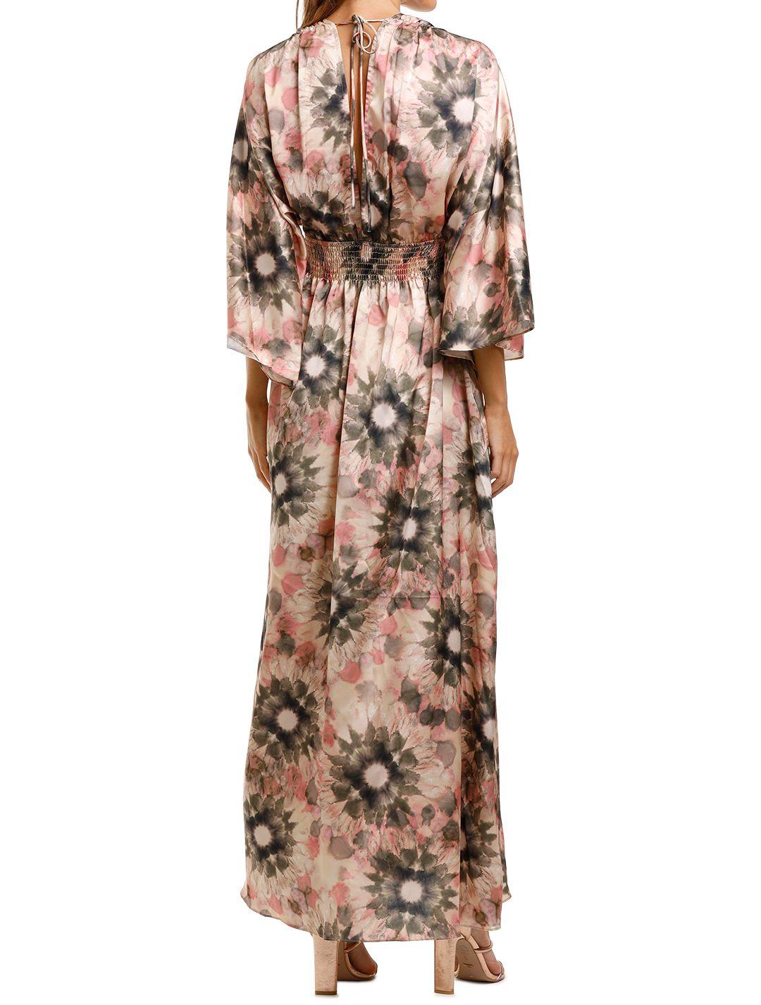 Misa LA Bardot Dress Floral