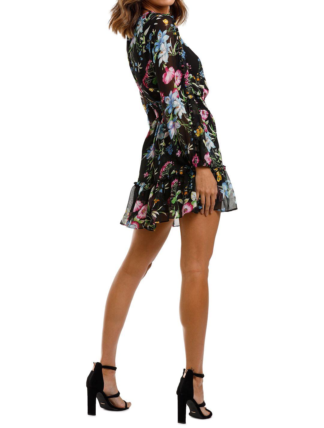 Misa LA Callae Dress long sleeve