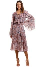 Misa LA Celeste Dress Floral