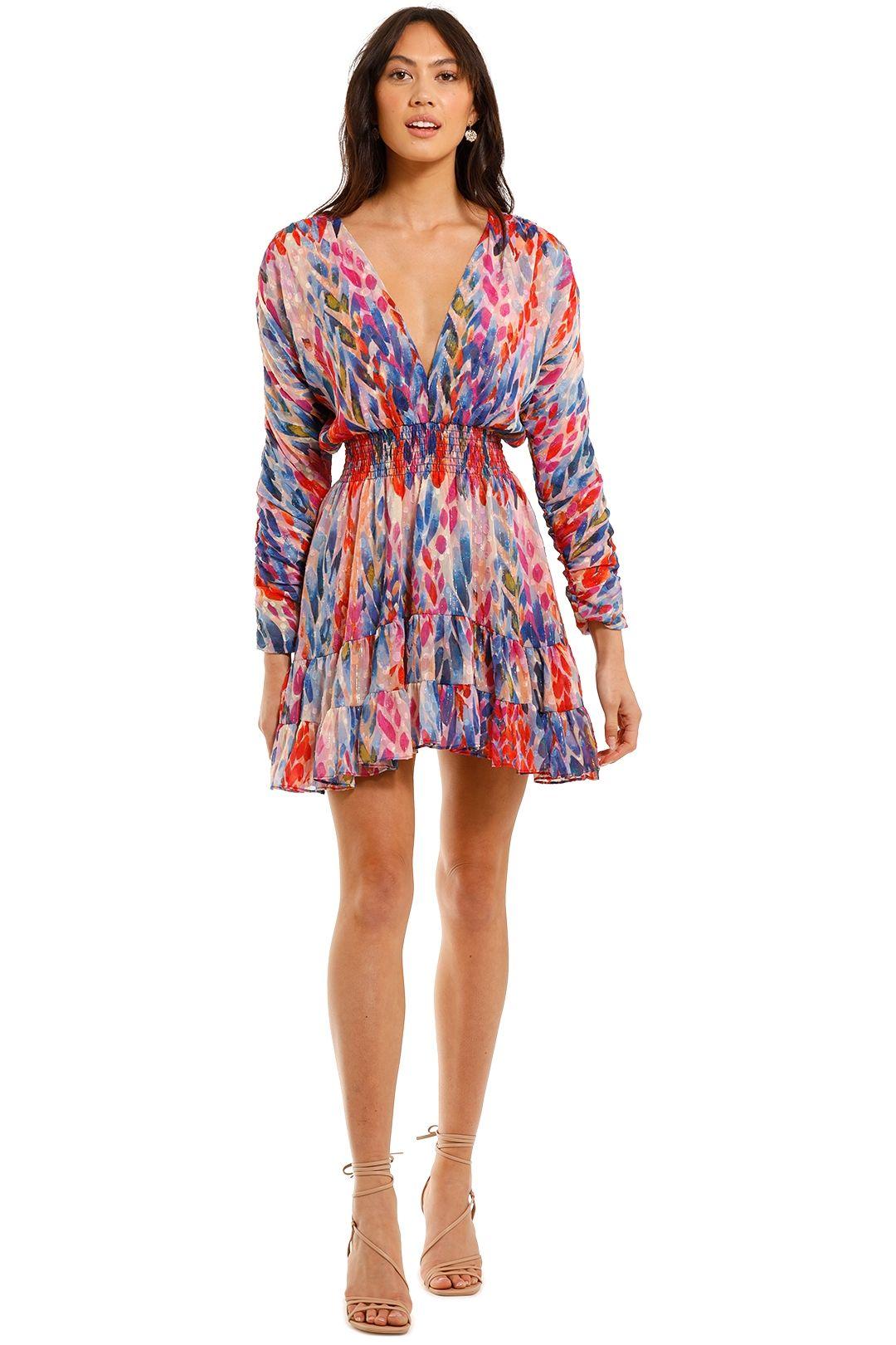 Misa LA Chiara Dress Mini Length