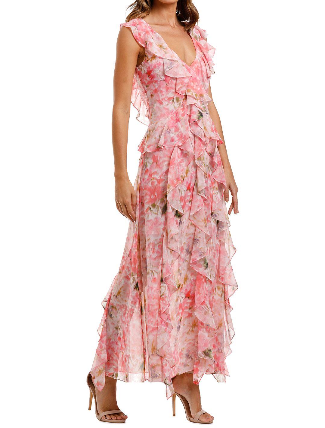 Misa LA Claudita Dress maxi sleeveless