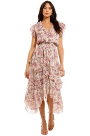 Misa LA Dakota Dress Floral