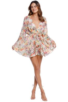 Misa LA Kaia Dress Mini