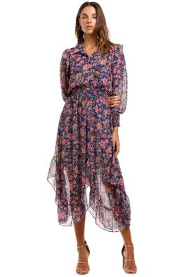 Misa LA Katja Dress Floral