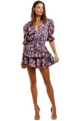 Misa LA Lilah Dress Floral
