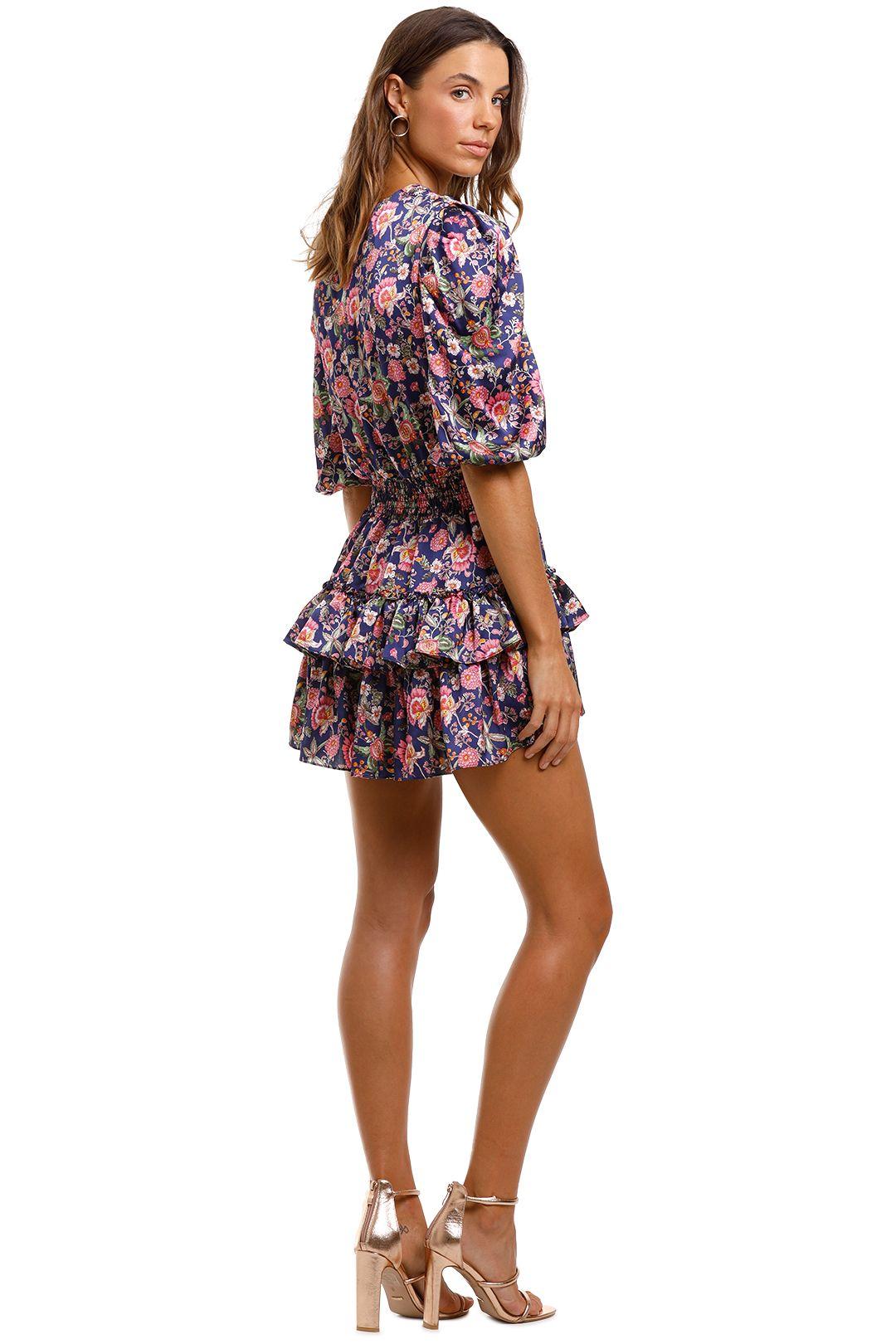Misa LA Lilah Dress Ruffles