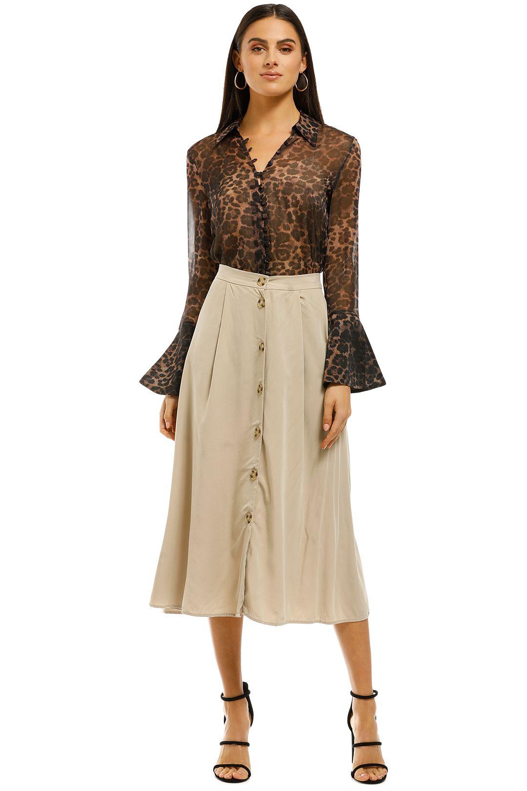 Misha-Collection-Jaimee-Shirt-Leopard-Front