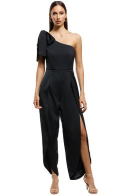 Misha-Collection-Joanna-Jumpsuit-Midnight-Front