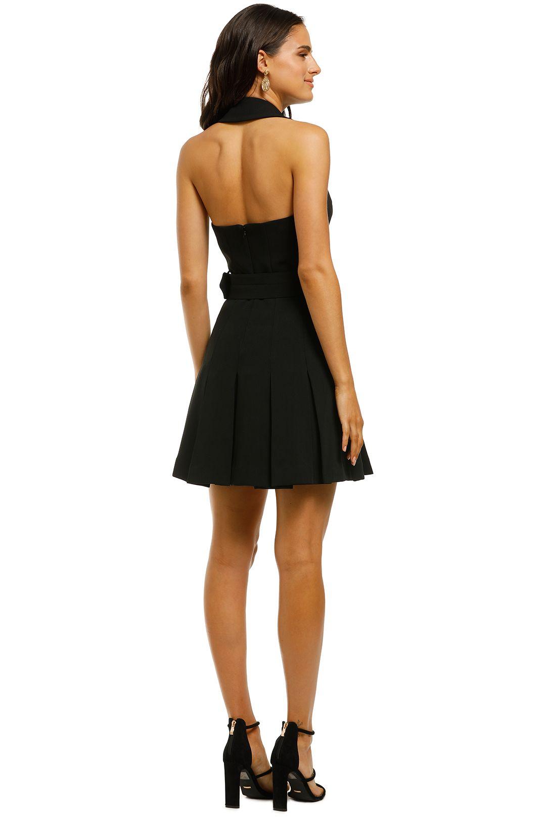 Misha-Collection-Lucinda-Dress-Black-Back