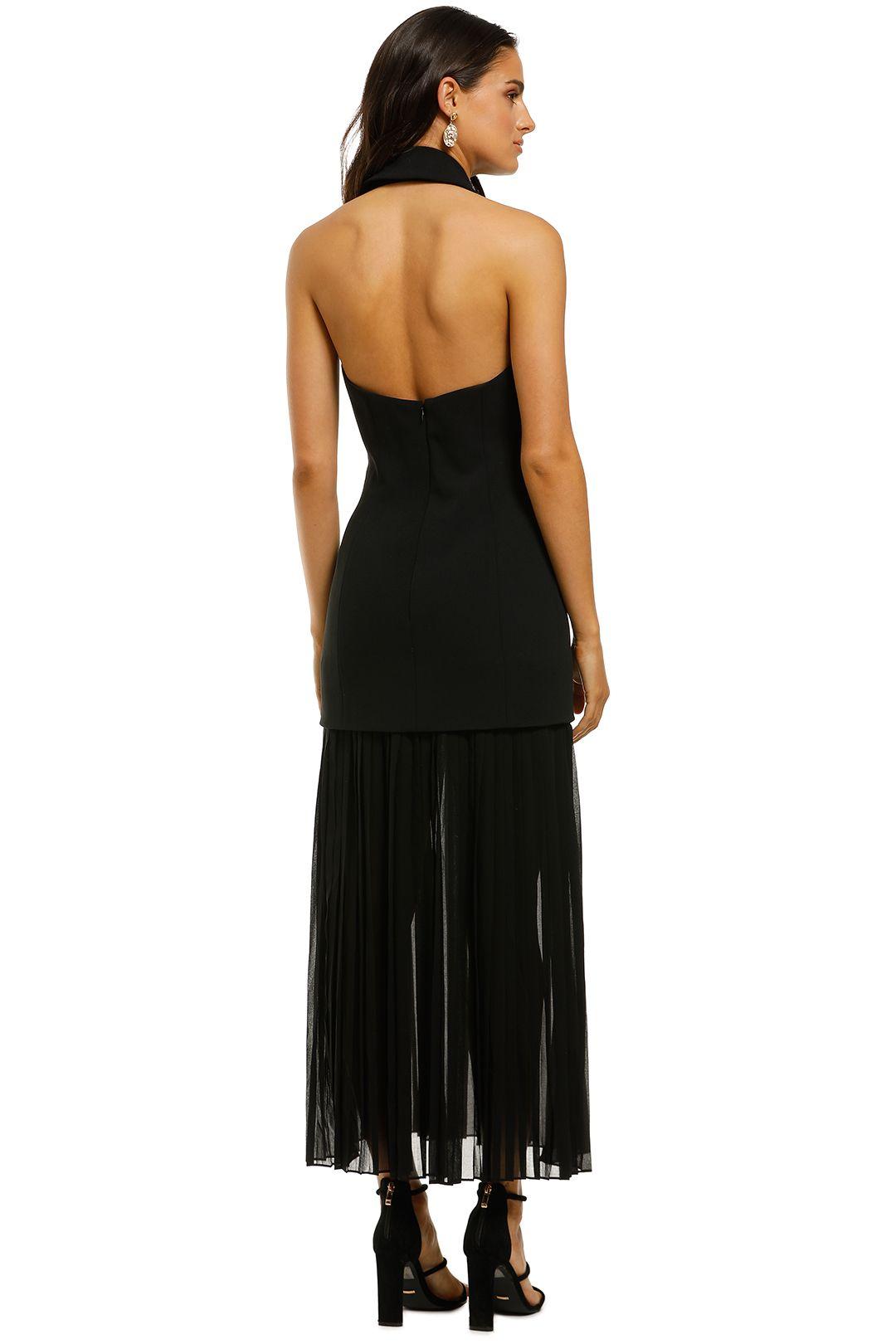 Misha-Collection-Sammiah-Dress-Black-Back