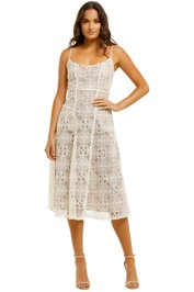 Misha-Marzia-Dress-Ivory-Front
