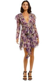 Misha-Nikita-Dress-Floral-Front