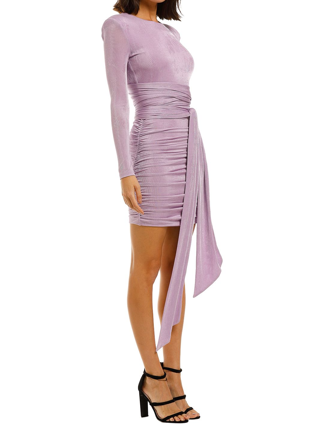 Misha-Winx-Dress-Lilac-Side
