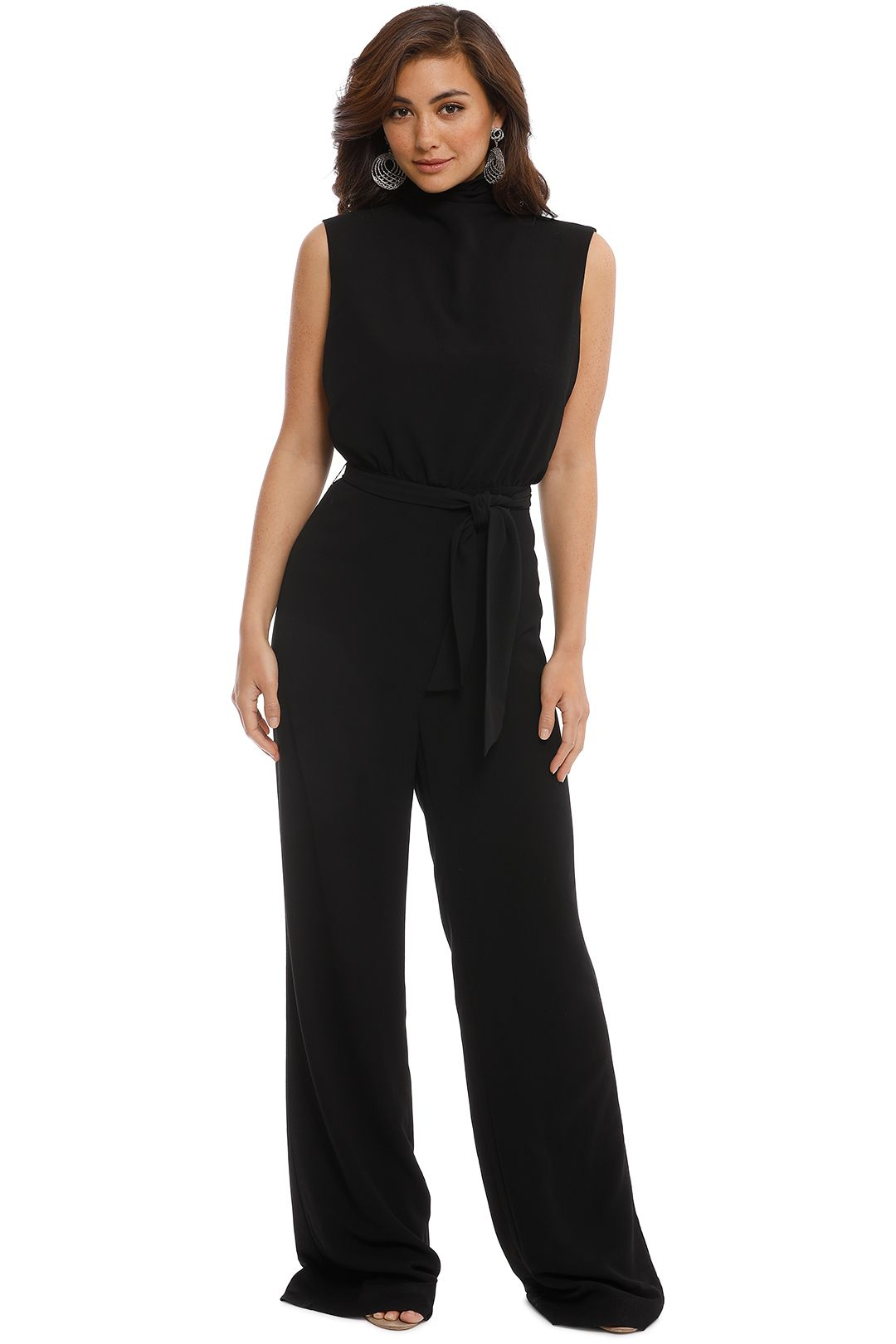 Misha Collection - Ottavia Pantsuit - Back - Front