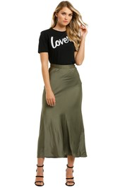 MLM-Label-Kingdom-Slip-Skirt-Boa-Front
