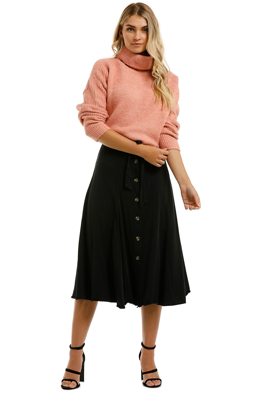 MNG-Turtle-Neck-Oversize-Sweater-Blush-Front