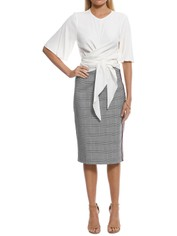 MNG - Boat Decorative Trim Skirt - Grey - Front