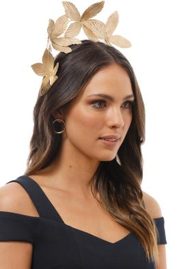 Morgan and Taylor - Diamond Fascinator - Product Image