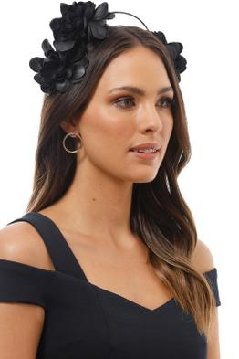 Morgan and Taylor - Elle Headband - Black - Product Image